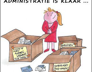 Vijf redenen waarom een administratieve kracht van belang is
